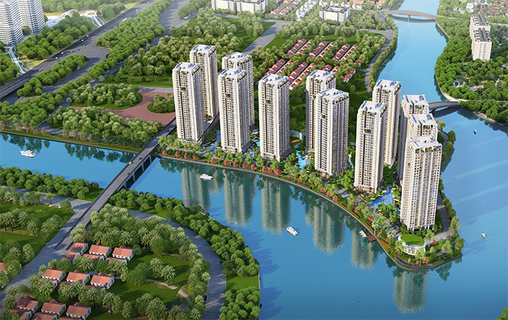 gem riverside vinh ha long giua long sai gon